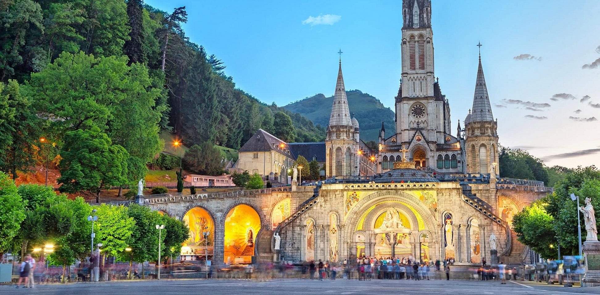 Voyage à Lourdes